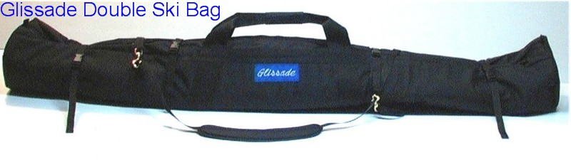 Glissade Double Ski Bag